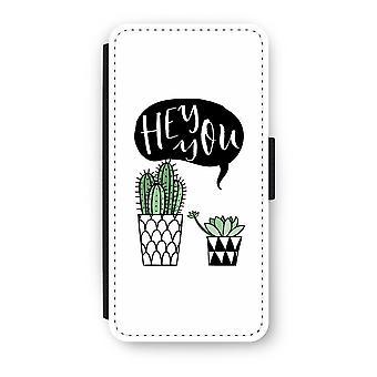 Samsung Galaxy S8 Flip caso - Ehi voi cactus