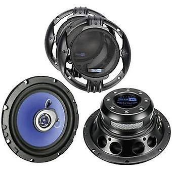2 way coaxial flush mount speaker kit 300 W Sinustec ST-165c