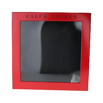 Ralph Lauren Red tom beholder 8,5 X 8,5-tommers X 4