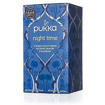 Pukka Organic Night Time Herbal Tea