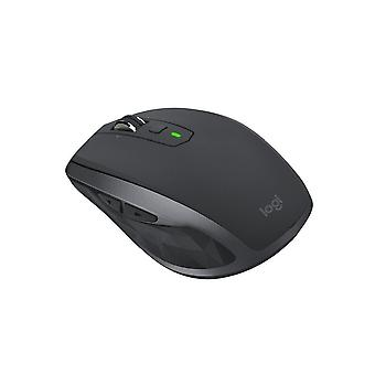 Logitech MX overalt 2S trådløs Bluetooth-mus for Mac og Windows - grafitt