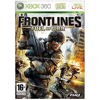 Frontlines Fuel of War (Xbox 360)