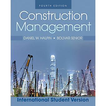 Construction  Management by Halpin