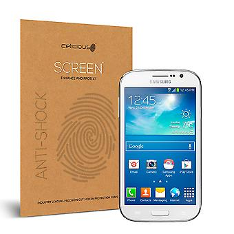 Celicious Impact Anti-Shock Shatterproof Screen Protector Film Compatible with Samsung Galaxy Grand Neo