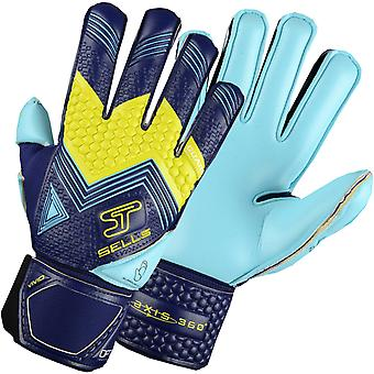 SELLS AXIS 360 ILLUMINATE GUARD Goalkeeper Gloves Size