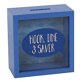 Something Different Hook Line And Saver Money Box