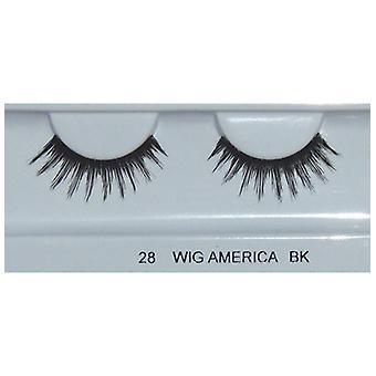 Wig America Premium False Eyelashes wig487, 5 Pairs
