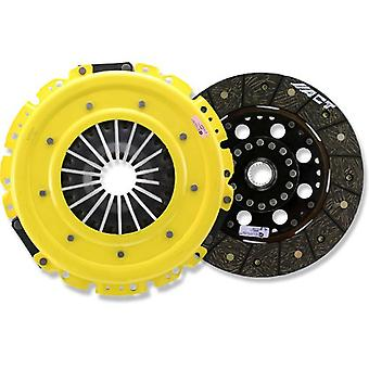 ACT (PO2-HDSD) HD Pressure Plate with Performance Street Rigid Clutch Disc