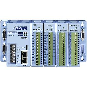 DA & C-System für Ethernet-Modbus RTU Advantech ADAM - 5000L 12 Vdc, 24 Vdc