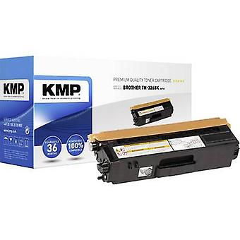 KMP Toner cartridge replaced Brother TN-326BK, TN326BK Compatible Black 4000 pages B-T61
