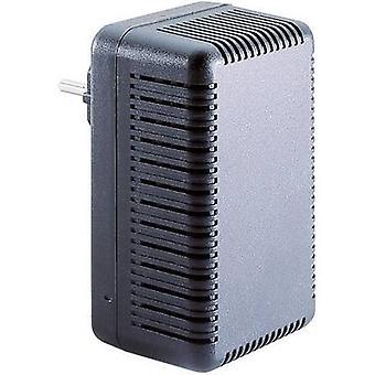Steckergehäuse 111 x 68 x 51,3 Acrylnitril-Butadien-Styrol schwarz Strapubox 563 1 PC