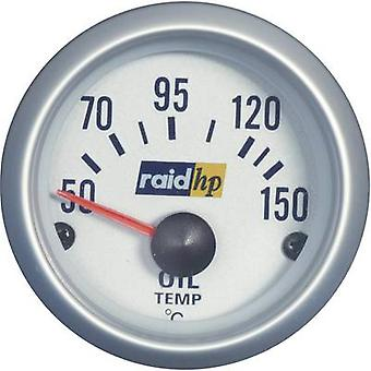 RAID-hp 660221 olja temperatur mätare 50 - 150 ° C voltage12V