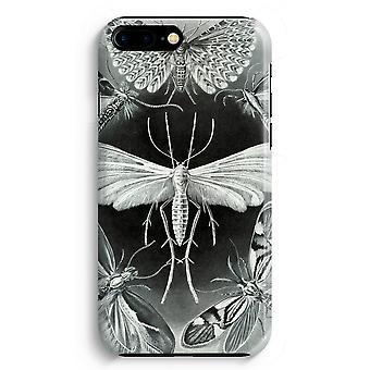 iPhone 8 Plus Full Print Case (Glossy) - Haeckel Tineida