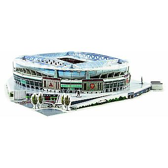 Arsenal Emirates Stadium 3D pussel