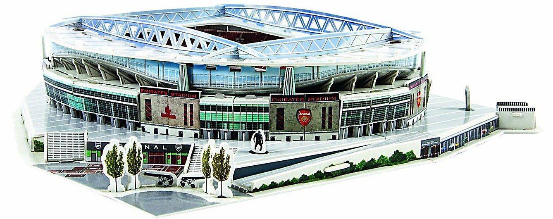 Arsenal Emirates Stadium 3D Jigsaw Puzzle