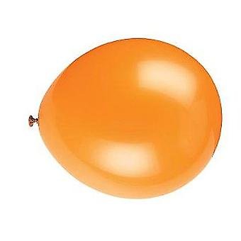 10 Helium Quality Citrus Orange Balloons | Party Balloons Birthday Wedding