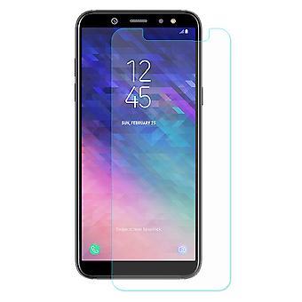 Samsung Galaxy A6 Plus 2018 Displayschutzfolie 9H Verbundglas Panzer Schutz Glas Tempered Glas