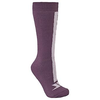 Trespass Kinder Unisex Delamar gemustert Ski Tube Socks
