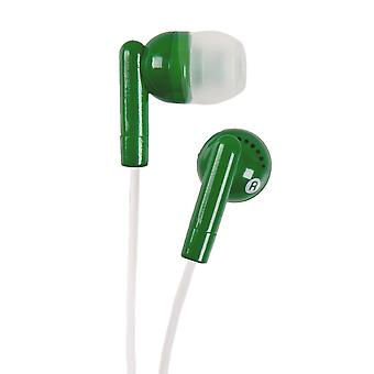 Groov-e GVEB3GN Kandy Earphone - Green