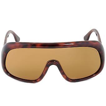 Tom Ford Sven Sunglasses FT0471 56E | Havana Frame | Light Brown Lens