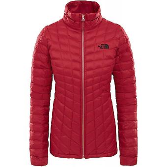 North Face Women's Thermoball Full Zip Jacket - TNF Black