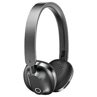 Base... Encok D01 Bluetooth 4.2 headphones w/mic-nero