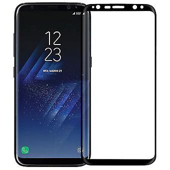 Kaareva näyttö vartija karkaistu lasi 0, 15mm Samsung Galaxy S9 +