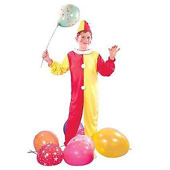 Kids Clown Costume Medium.