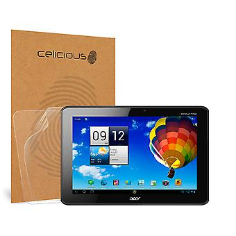 Celicious Matte Anti-Glare Screen Protector Film Compatible with Acer Iconia Tab A511 [Pack of 2]