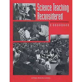 Science Teaching Reconsidered - A Handbook by Committee on Undergradua