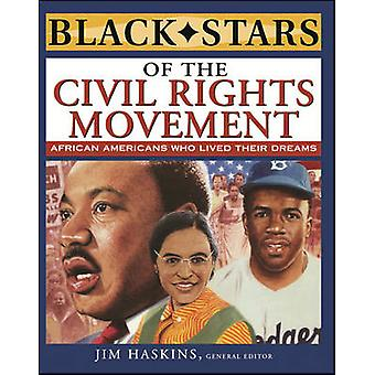 Stelle nere del movimento di diritti civili di Jim Haskins - 97804712206
