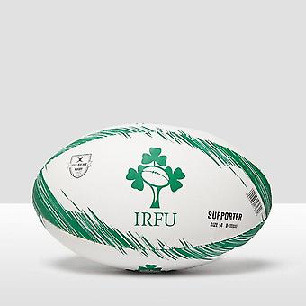 Gilbert Ireland Supporters Rugby Ball