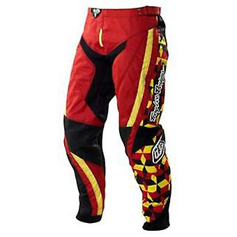 Troy Lee Designs rosso 2011 GP Womens Pantaloni motocross