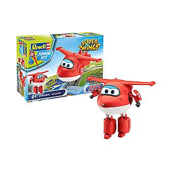Revell Junior Superwings Jett 24 cm