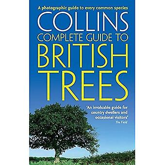 Collins Complete Guide to British Trees: A Photographic Guide to Every Common Species (Complete British Guides)