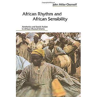 Ritmo Africano e sensibilidade africana: estética e Ação Social em expressões musicais africanos