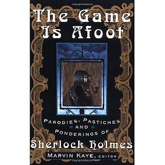 Das Spiel ist im Gange: Parodien, Nachahmungen und Grübeleien von Sherlock Holmes