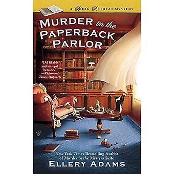 Asesinato en el salón del libro en rústica (libro retiro misterio)