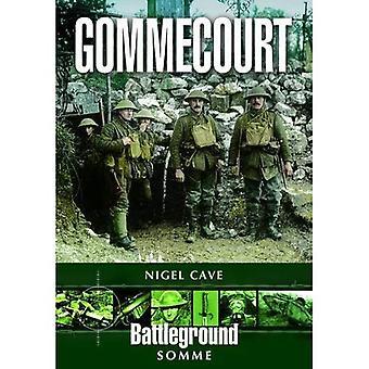 Gommecourt: Somme (campo de batalla Europa)