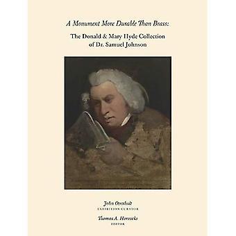 Monument duurzamer dan messing (Houghton Library publicaties)
