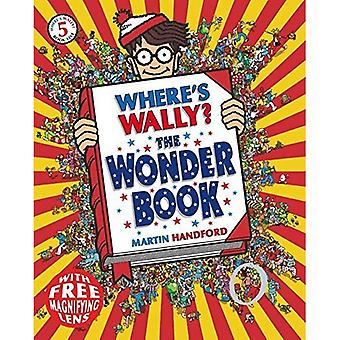 Where's Wally? The Wonder Book (Wheres Wally Mini Edition) (Wheres Wally Mini Edition)
