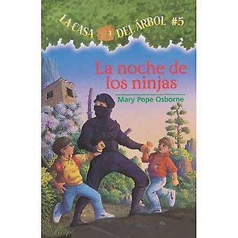 Noche De Los Ninjas