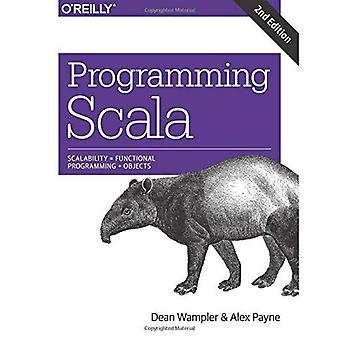 Ohjelmointi Scala: Skaalautuvuutta = funktionaalista ohjelmointia + kohteet