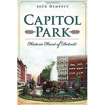 Capitol Park:: Historiska hjärtat av Detroit (sevärdheter)