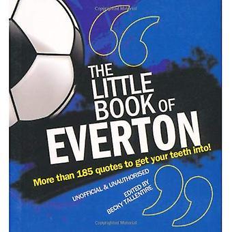 Den lilla boken av Everton