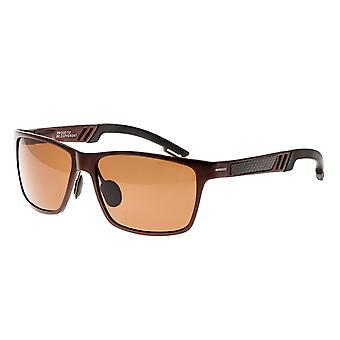Razza del Pyxis Titanium Polarized Occhiali da sole - Brown/Brown