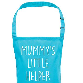Boy's Mummy's Little Helper Kids Blue Apron