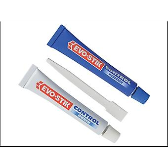 Evo-Stik Epoxy Control Two Tubes (2 Hour) 30ml
