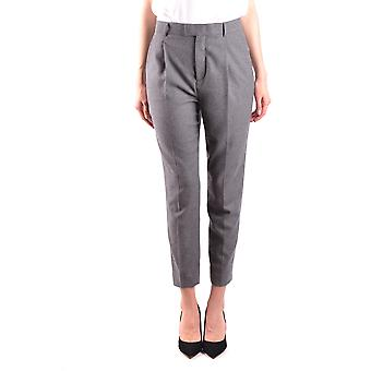Red Valentino Grey Polyester Pants