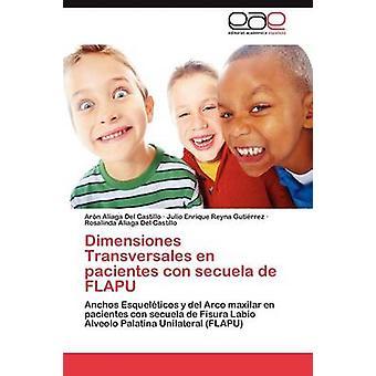Dimensiones Transversales en pacientes con secuela de FLAPU by Aliaga Del Castillo Arn